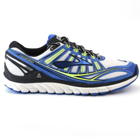 נעלי ברוקס לגברים Brooks Transcend - כחול