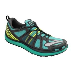 נעלי ברוקס לנשים Brooks PureGrit 2 - ירוק