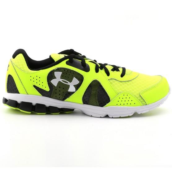 נעלי אנדר ארמור לגברים Under Armour Endure - צהוב