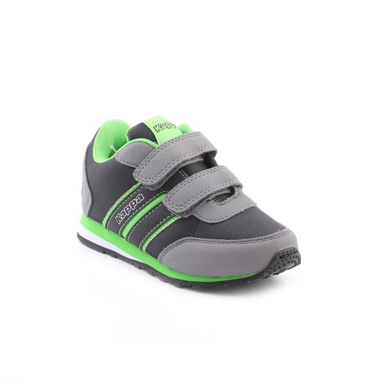 נעלי קאפה לילדים Kappa 2014-01 - אפור