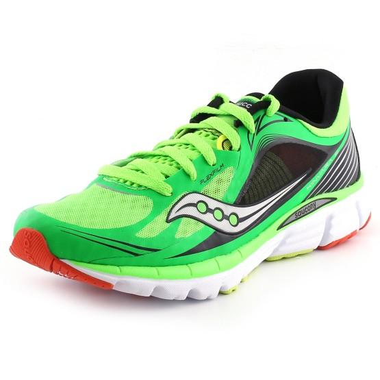 נעלי סאקוני לגברים Saucony Kinvara 5 - ירוק