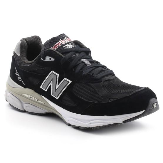 מוצרי ניו באלאנס לגברים New Balance M990 - שחור