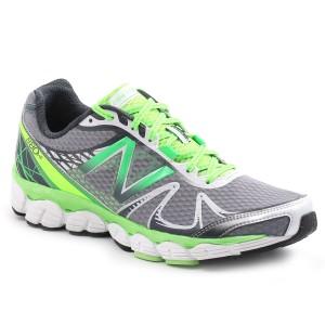 נעלי ניו באלאנס לגברים New Balance M880 V4 - אפור