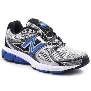 נעלי ניו באלאנס לגברים New Balance M680 V2 - אפור