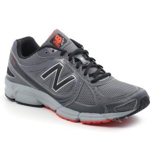 נעלי ניו באלאנס לגברים New Balance MR470 V4 - אפור