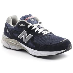 נעלי ניו באלאנס לגברים New Balance M990 - כחול