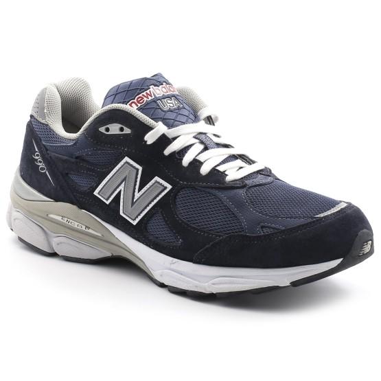 מוצרי ניו באלאנס לגברים New Balance M990 - כחול
