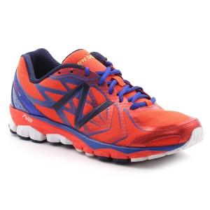 נעלי ניו באלאנס לגברים New Balance M1080 V4 - כתום