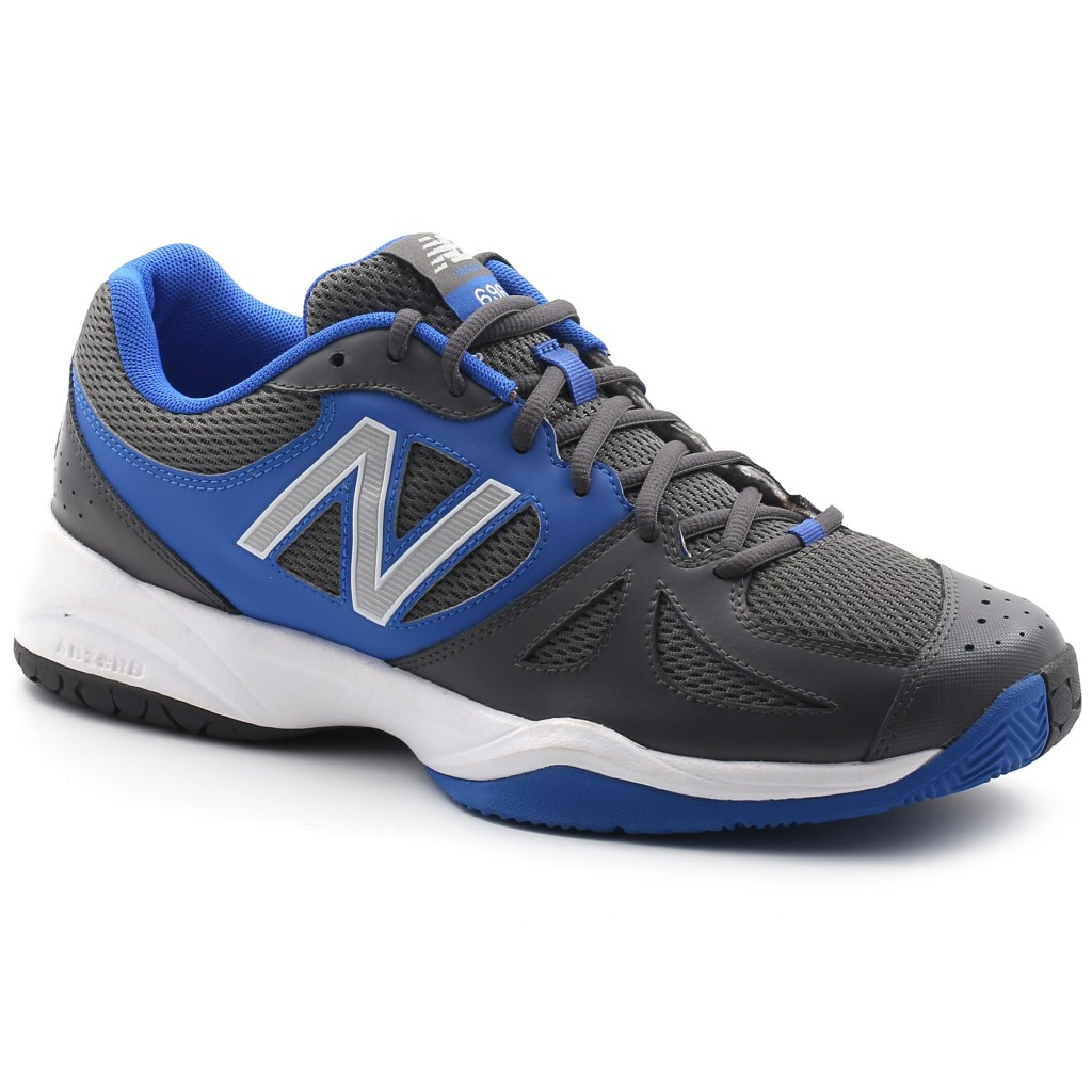 מוצרי ניו באלאנס לגברים New Balance MC696 - אפור