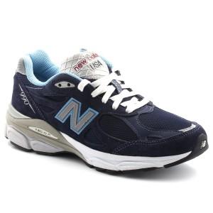 נעלי ניו באלאנס לנשים New Balance W990 - כחול