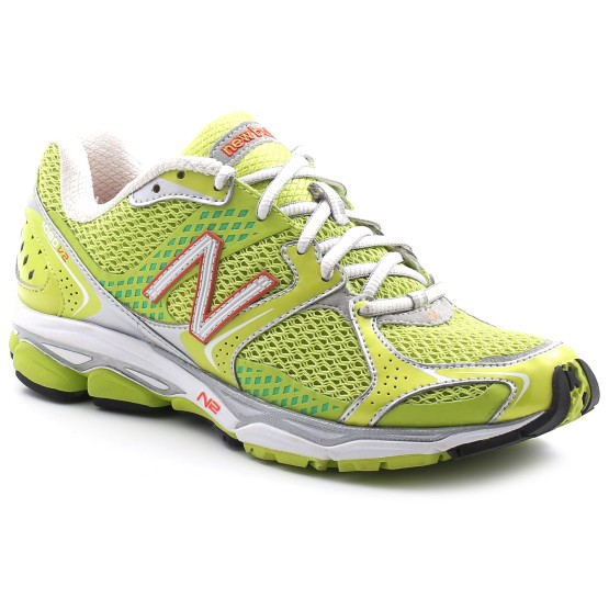 נעלי ניו באלאנס לנשים New Balance W1080 V2 - צהוב