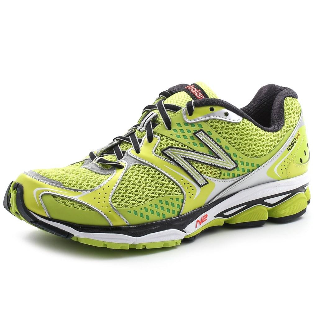 נעלי ניו באלאנס לגברים New Balance M1080 V2 - צהוב