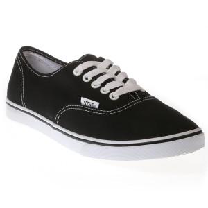 נעלי ואנס לנשים Vans Authentic Lo Pro - שחור