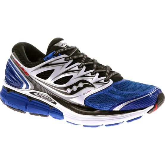 נעלי סאקוני לגברים Saucony Hurricane ISO - כחול