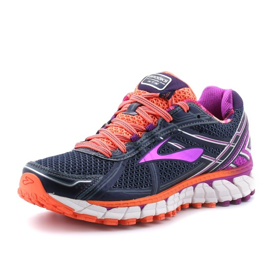נעלי ברוקס לנשים Brooks  Adrenaline GTS 15 - שחור