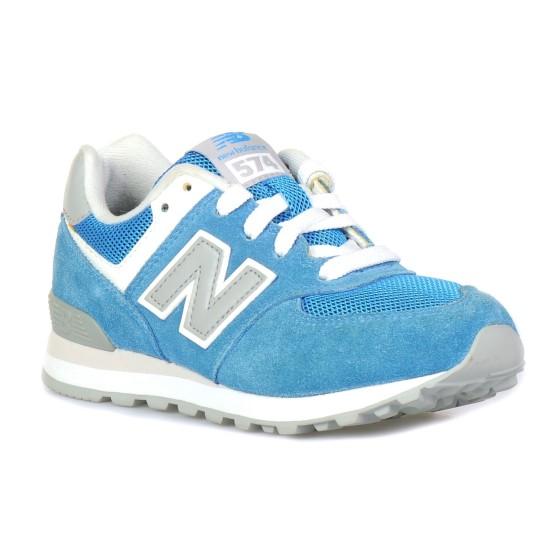 מוצרי ניו באלאנס לנוער New Balance KL574 - כחול