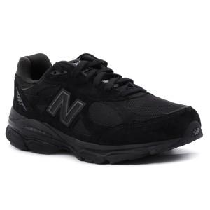 נעלי ניו באלאנס לגברים New Balance M990 - שחור מלא