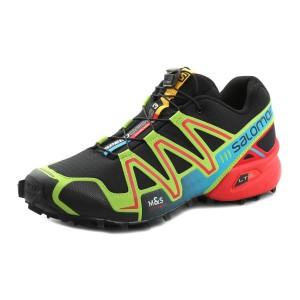 נעלי סלומון לגברים Salomon Speedcross 3 - שחור