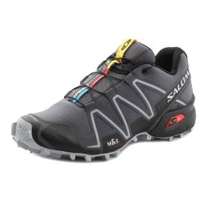 נעלי סלומון לגברים Salomon Speedcross 3 - אפור