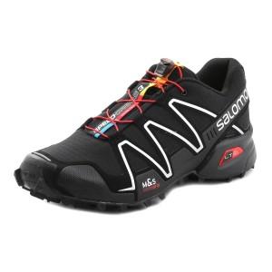 נעלי סלומון לגברים Salomon Speedcross 3 - שחור מלא