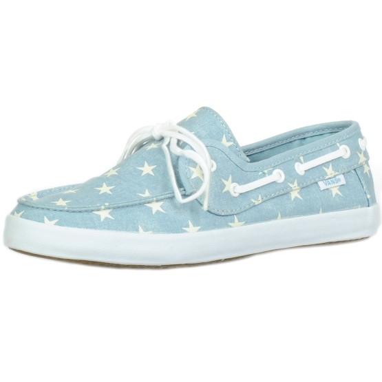 נעלי ואנס לנשים Vans Chauffette - כחול