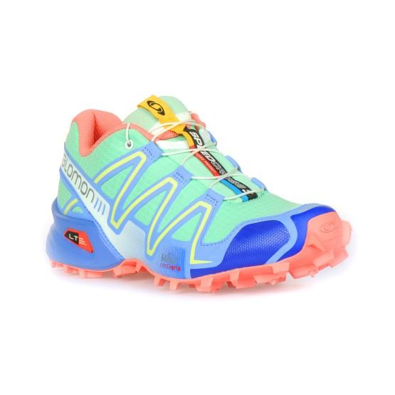 נעלי סלומון לנשים Salomon Speedcross 3 W - טורקיז