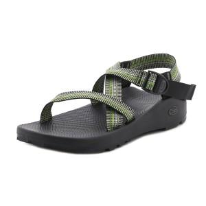 נעלי צ'אקו לגברים Chaco  Z1 Unaweep - אפור/ירוק