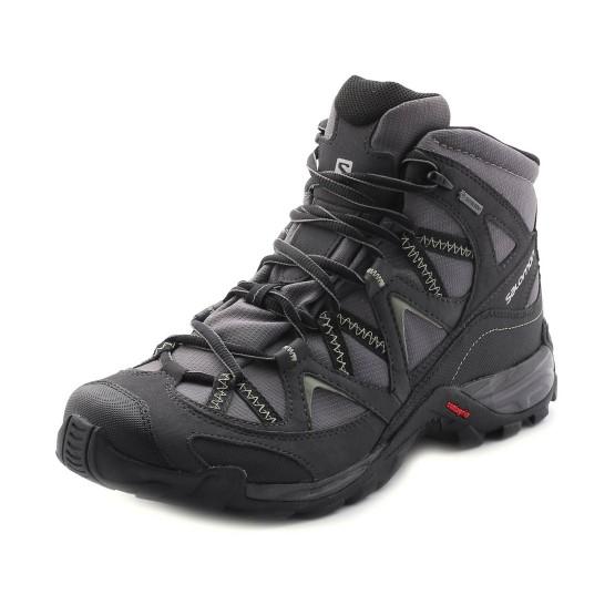 נעלי סלומון לגברים Salomon Mezari MID GTX - אפור