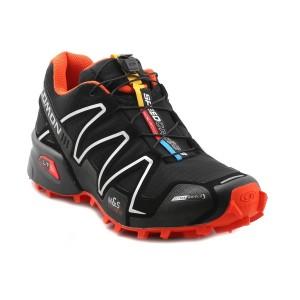 נעלי סלומון לגברים Salomon Speedcross 3 CS - שחור