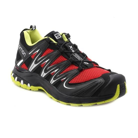 נעלי סלומון לגברים Salomon Salomon XA Pro 3D - אדום