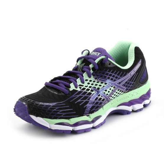 נעלי אסיקס לנשים Asics Gel-Nimbus 17 - שחור