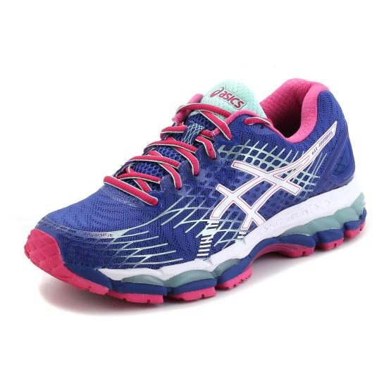 נעלי אסיקס לנשים Asics Gel-Nimbus 17 - סגול