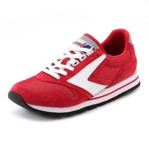 נעלי ברוקס לגברים Brooks Chariot  - אדום