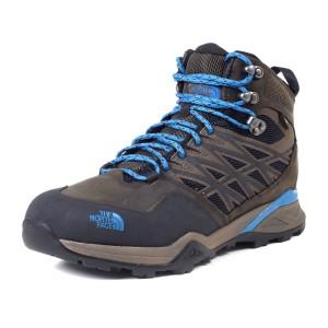 נעלי דה נורת פיס לגברים The North Face Hedgehog Hike MID GTX - חום