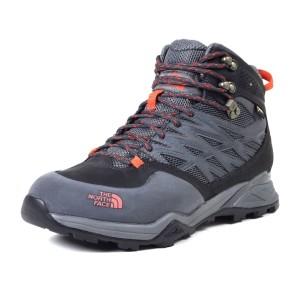נעלי דה נורת פיס לגברים The North Face Hedgehog Hike MID GTX - אפור כהה