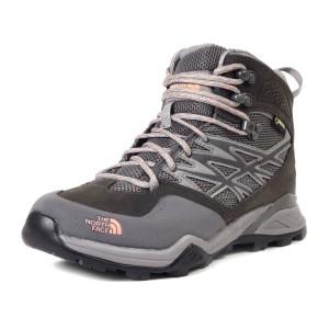 נעלי דה נורת פיס לנשים The North Face Hedgehog Hike MID GTX - אפור