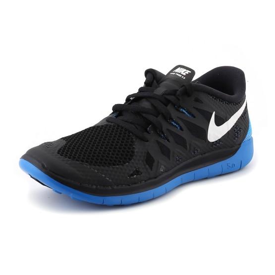 נעלי נייק לנוער Nike  Free 5.0 GS - שחור