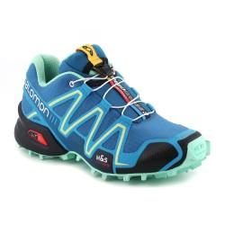 נעלי סלומון לנשים Salomon Speedcross 3 W - כחול