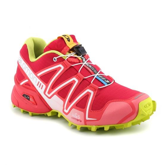 נעלי סלומון לנשים Salomon Speedcross 3 W - אפרסק