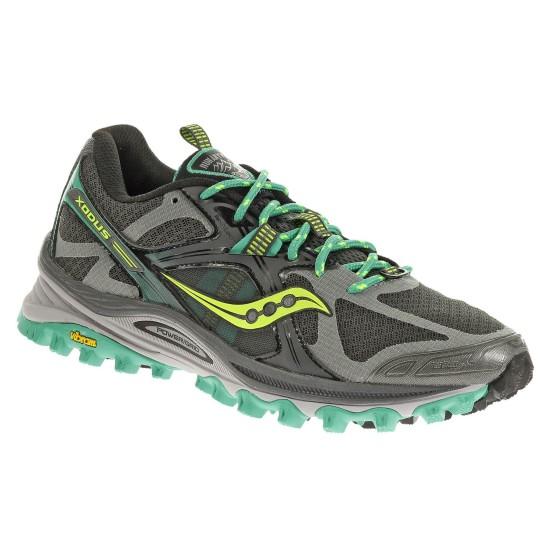 נעלי סאקוני לנשים Saucony Xodus 5.0 - אפור