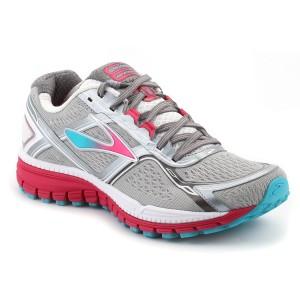 נעלי ברוקס לנשים Brooks Ghost 8 - אפור בהיר