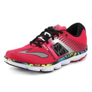 נעלי ברוקס לנשים Brooks PureCadence 4 - ורוד