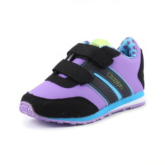נעלי קאפה לילדים Kappa 2015-6 - סגול