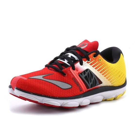 נעלי ברוקס לגברים Brooks PureCadence 4 - אדום