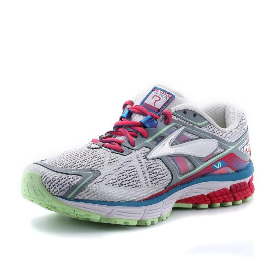 נעלי ברוקס לנשים Brooks Ravenna 6 - אפור בהיר