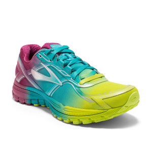 נעלי ברוקס לנשים Brooks Ghost 8 - צבעוני