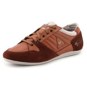 נעלי לה קוק ספורטיף לגברים Le Coq Sportif Charenton Lea Premium - חום בהיר
