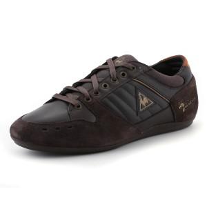 נעלי לה קוק ספורטיף לגברים Le Coq Sportif Charenton Lea Premium - חום