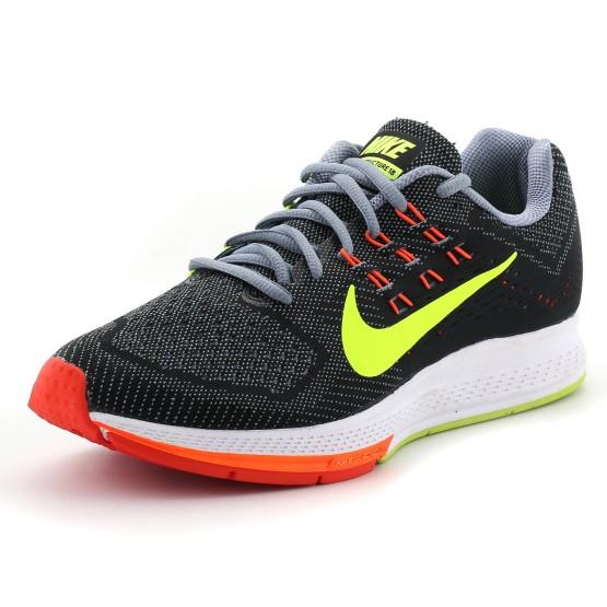 מוצרי נייק לגברים Nike Air Structure 18 - שחור