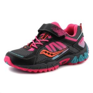 נעלי סאקוני לילדים Saucony Excursion A/C - שחור